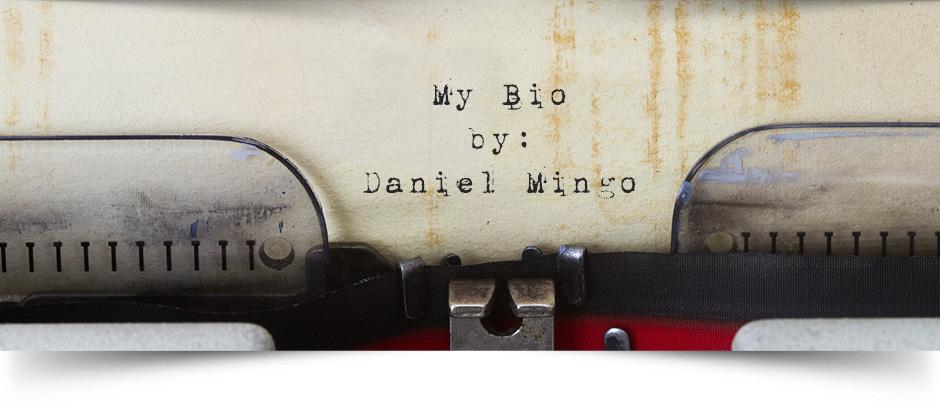 About Daniel Mingo