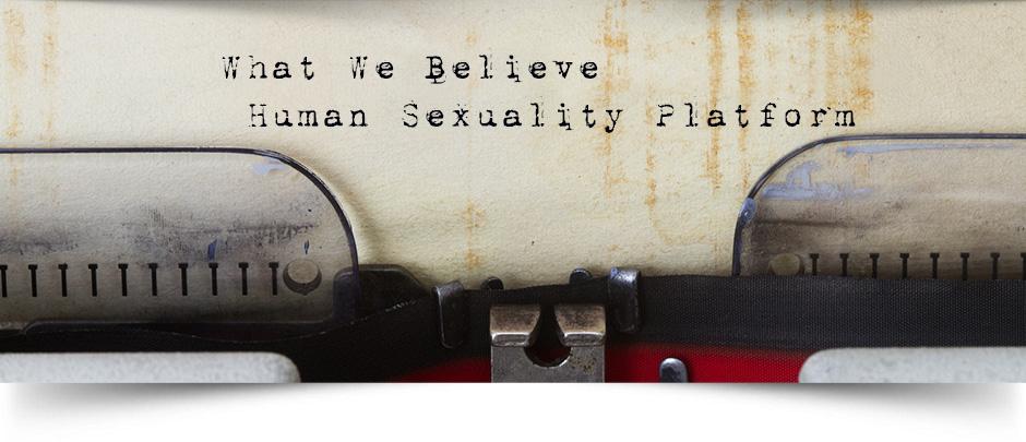 Human Sexuality Platform