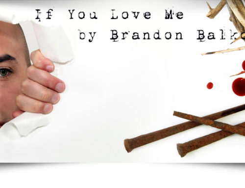If You Love Me by Brandon Balkovich