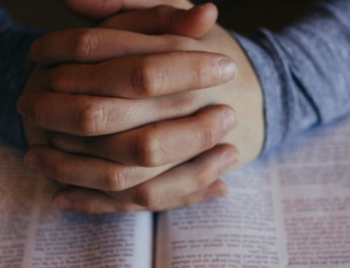 A Prayer for Sex Addicts